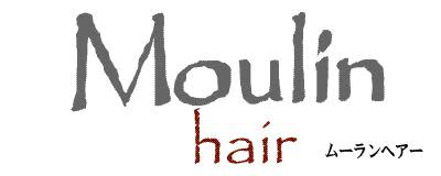 Moulin hair