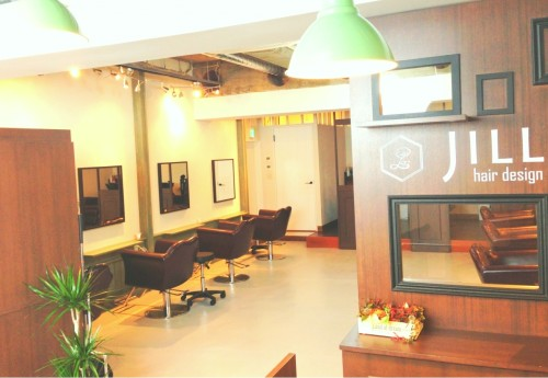JILL Hair Design NAMBA