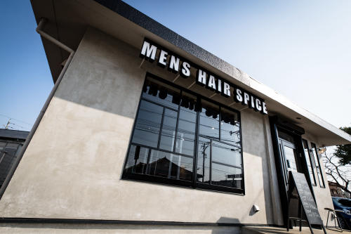 Men's Hair SPICE 本庄