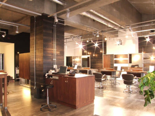 SALONS HAIR 東原店