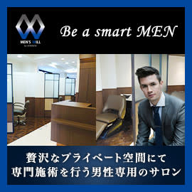 MEN'S WILL by SVENSON 大阪スポット