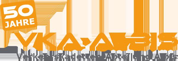 Logo 50 Jahre VKA-Albis