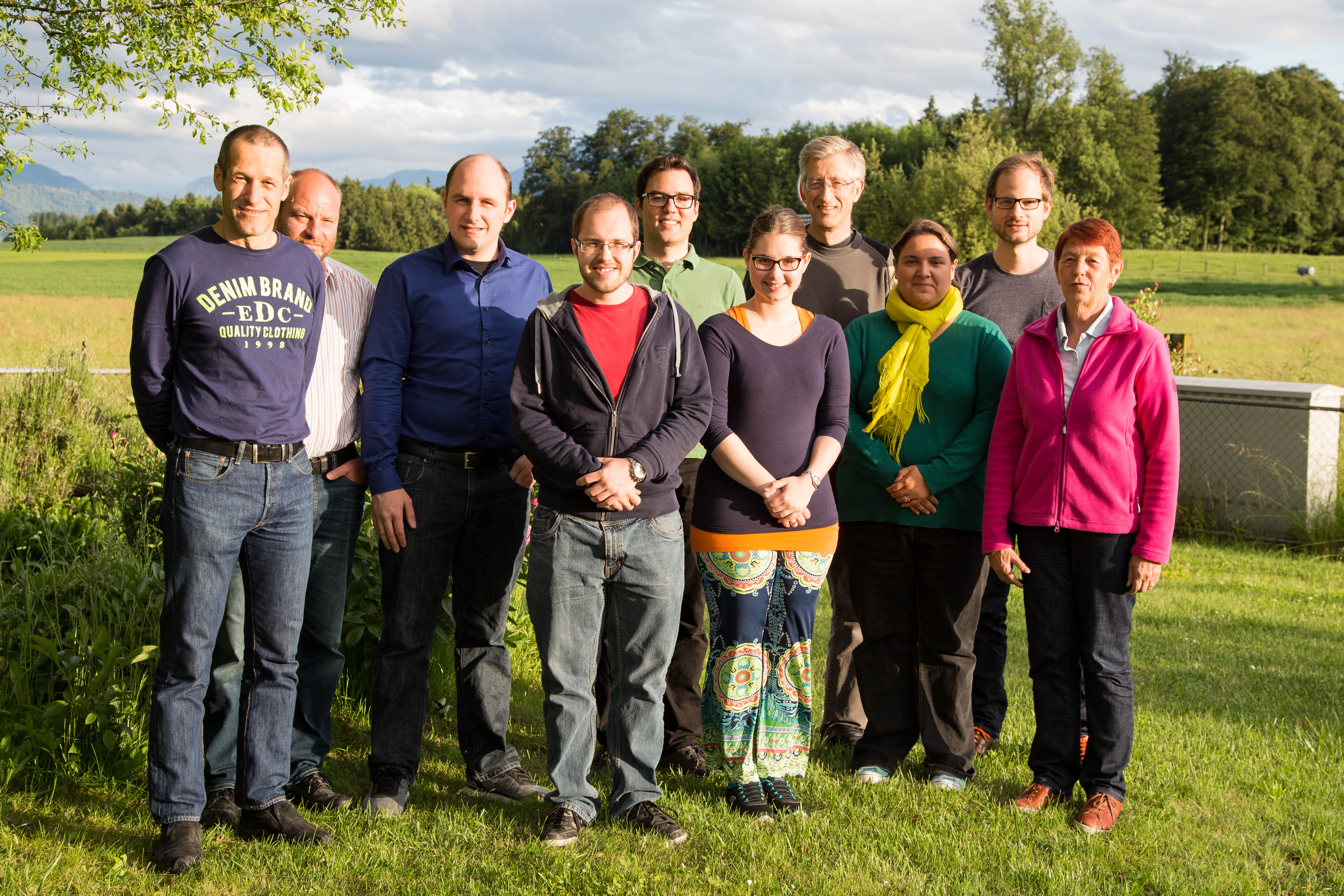 Vorstand VKA-Albis 2016