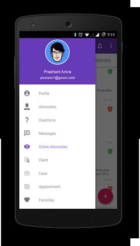 Google App Screen