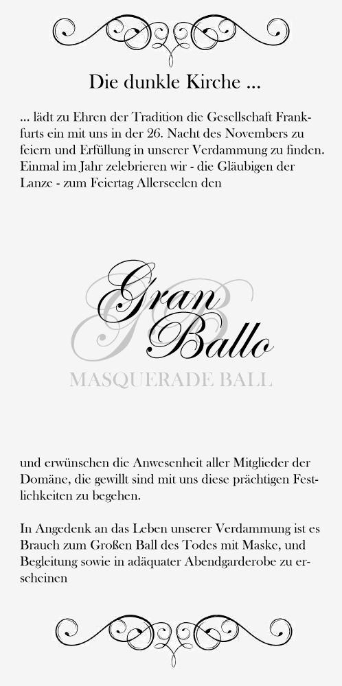 Gran Ballo