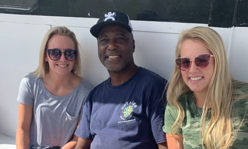 Small Group on Myrtle Beach Dolphin Sightseeing Cruises