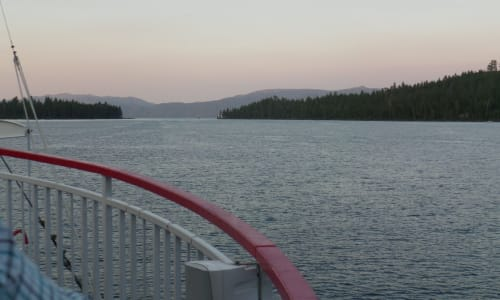 Amazing Views with the M.S. Dixie II Sightseeing and Sunset Dinner Cruises