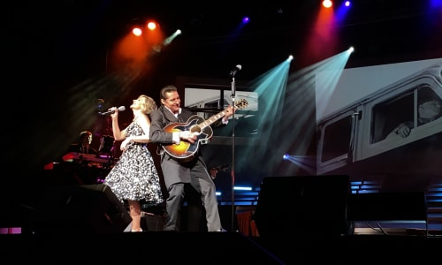 Music at Legends in Concert