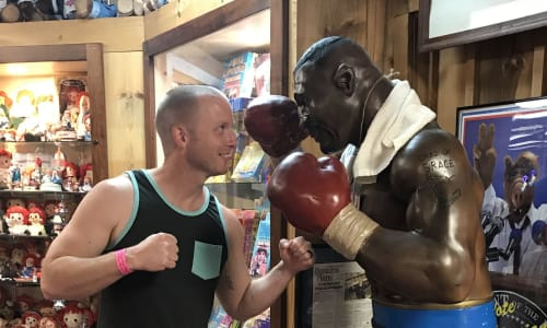Boxing near Dolly Parton's Stampede Dinner and Show Branson