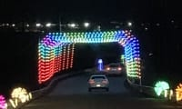 It was good I really enjoyed the tunnel of lights. Over all it was really good.XYZWilliam Phelps - Merriam, Kansas