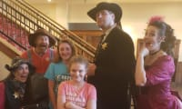My family loved it.  It was funny and anytime you get the audience involved it is always great.  Would definitely see it again.XYZCrystal Baket - Scottsburg, In