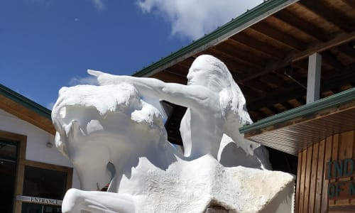 Crazy Horse Statue on the Mount Rushmore and Black Hills Tour