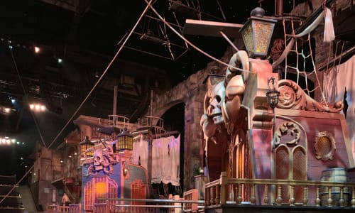 Amazing Dinner and Set at Pirates Voyage Dinner and Show Pigeon Forge