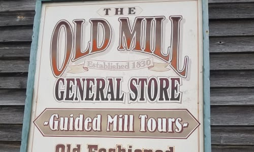 The Old Mill General Store near Soul of Motown