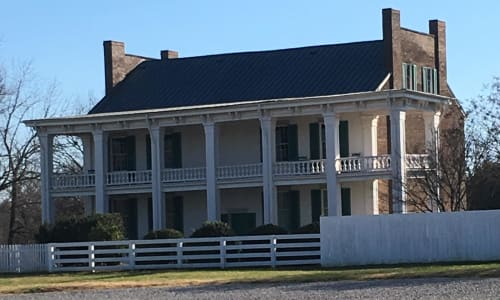 Old Home on the Civil War Tour: The Battle of Franklin