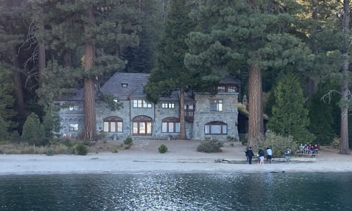 Museum on the Lake Tahoe Sightseeing Cruises Aboard the Bleu Wave