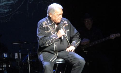 Performing at the Mickey Gilley and Johnny Lee Urban Cowboy Reunion Show