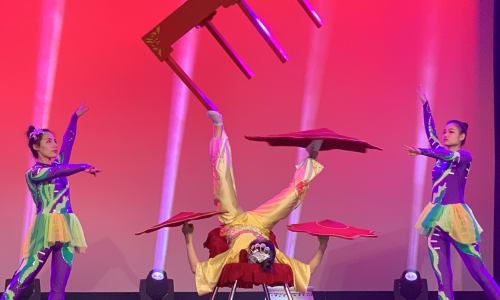 Incredible Performances at the Amazing Acrobats of Shanghai
