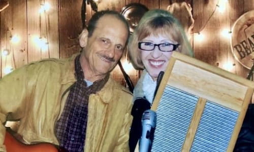 Couple at the Best Baldknobbers Jamboree Show Tickets