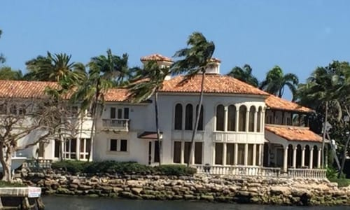 Mansions on the Venice of America Sightseeing Tour