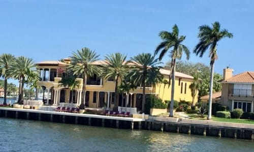 Beautiful Sights on the Venice of America Sightseeing Tour