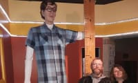 Tallest Man at Ripley's Believe It or Not Museum