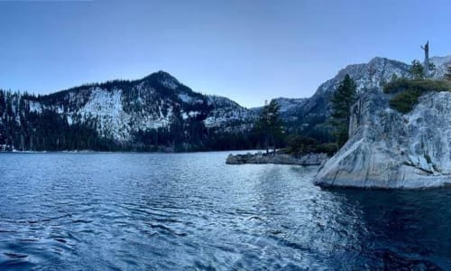 On the Water with Lake Tahoe Sightseeing Cruises Aboard the Bleu Wave