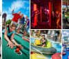 The Track Family Fun Parks Collage
