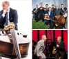 Dailey and Vincent All American Music Tour Christmas Collage
