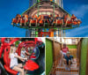 Bigfoot Fun Park Collage