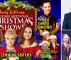 The Andy Williams Ozark Mountain Christmas Show Hosted by Jimmy Osmond and Starring the Lennon Sisters Collage