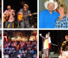 Nashville Nightlife Dinner Theater Collage
