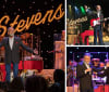 Ray Stevens CabaRay Dinner Show Collage
