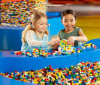 Play with Legos at LEGOLAND Discovery Center - San Antonio