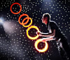 Rings at Catch This Juggling Show