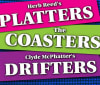 Herb Reeds Platters Clyde McPhatters Drifters  The Coasters