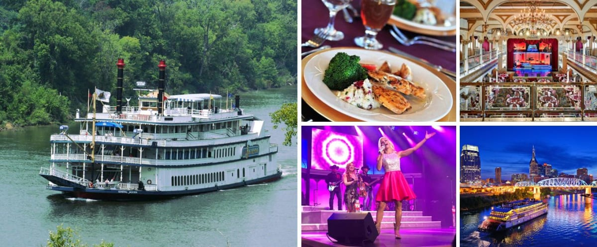 Showboat Meals and Performances