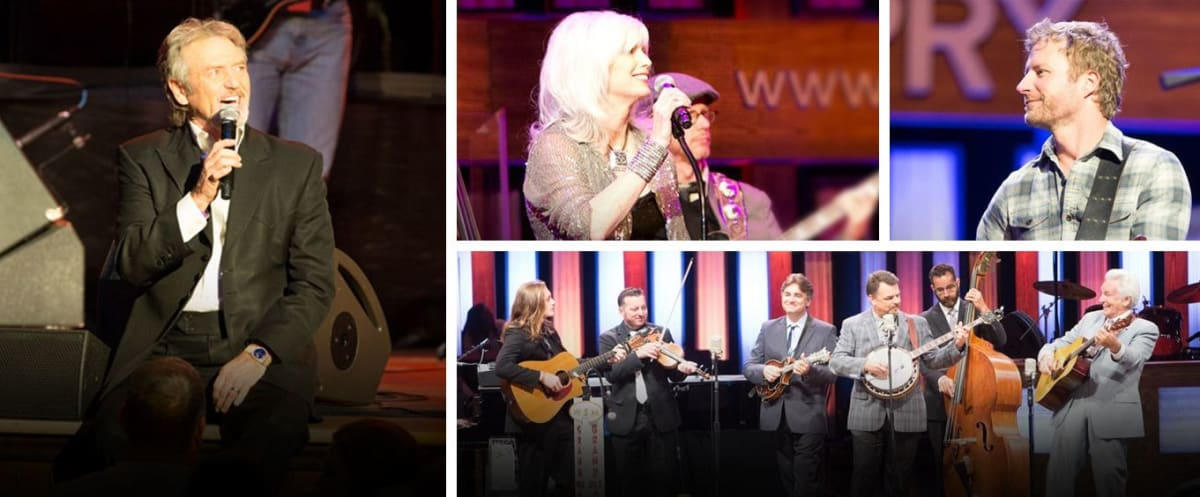Opry Country Classics Collage