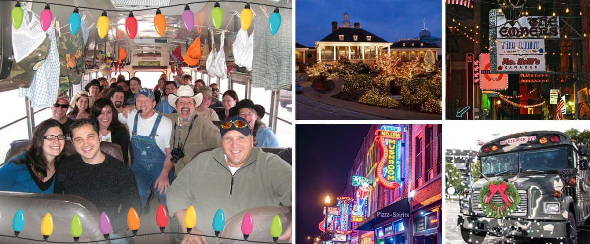 Christmas with the Redneck Comedy Bus Tour