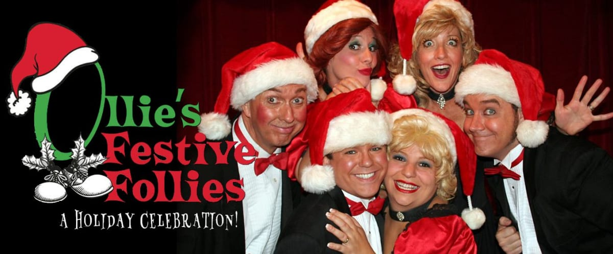 Sweet Fanny Adams Theatre Christmas