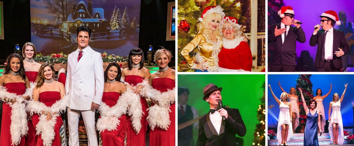 Christmas at Legends in Concert Myrtle Beach