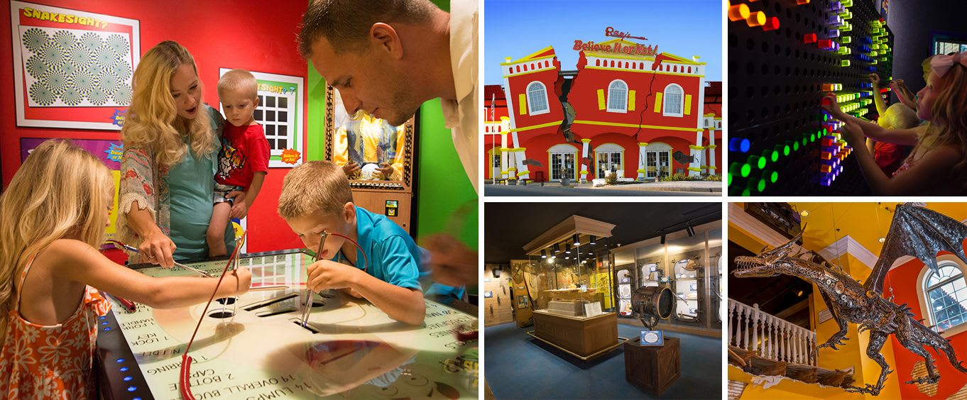Ripley's Believe It Or Not Museum