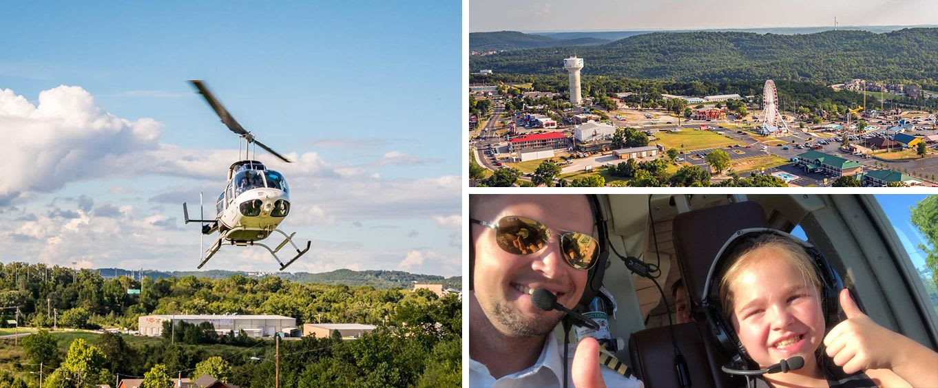 Chopper Charter Branson Helicopter Tours