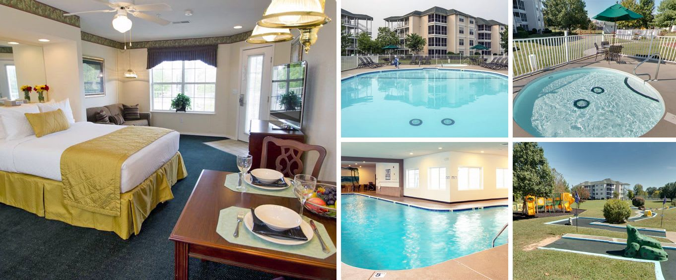 The Suites at Fall Creek - Branson