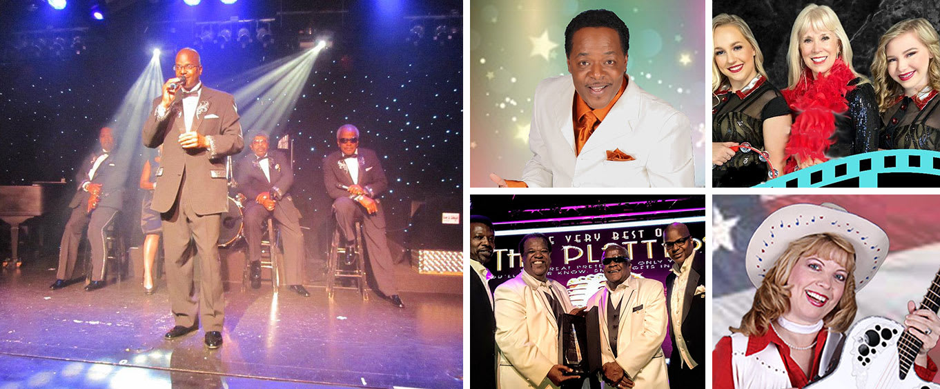 Hot Hits Theater Tribute Shows