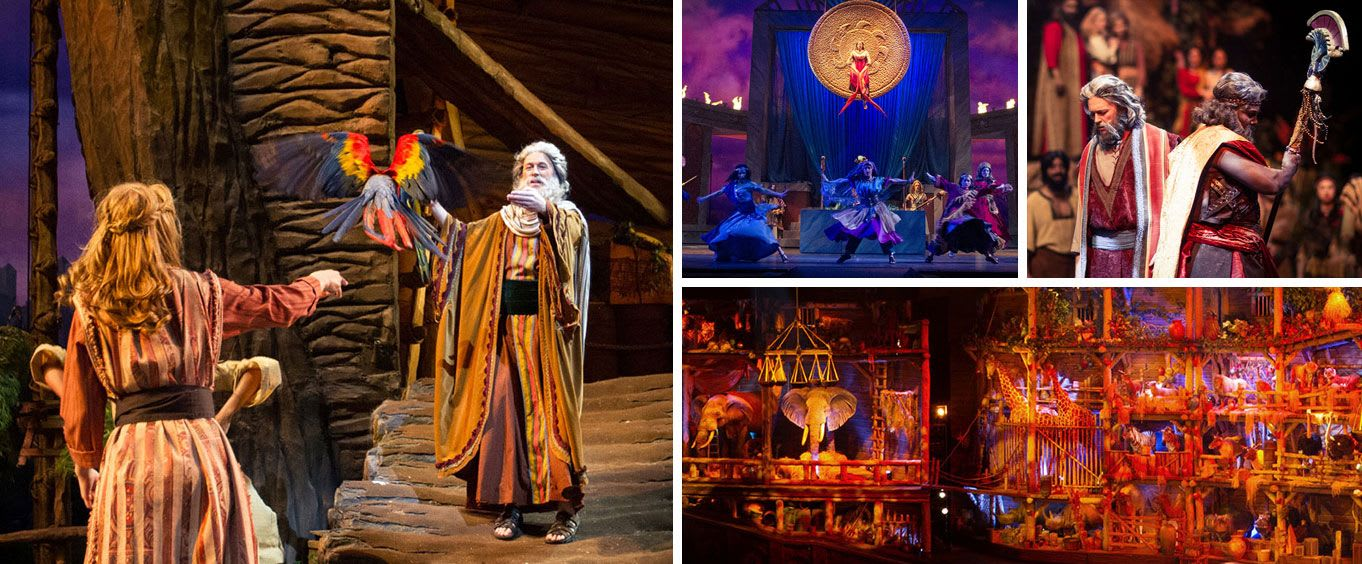 Noah The Musical at Sight & Sound Theatres Branson