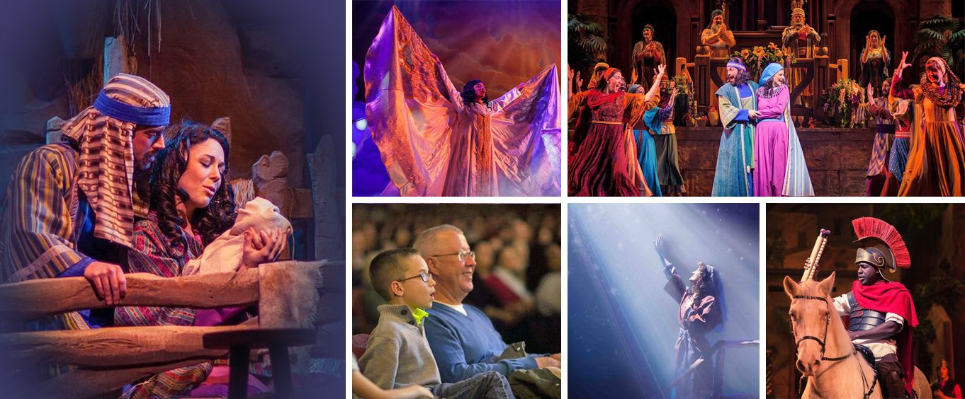 Miracle of Christmas at Sight & Sound Theatres® Branson