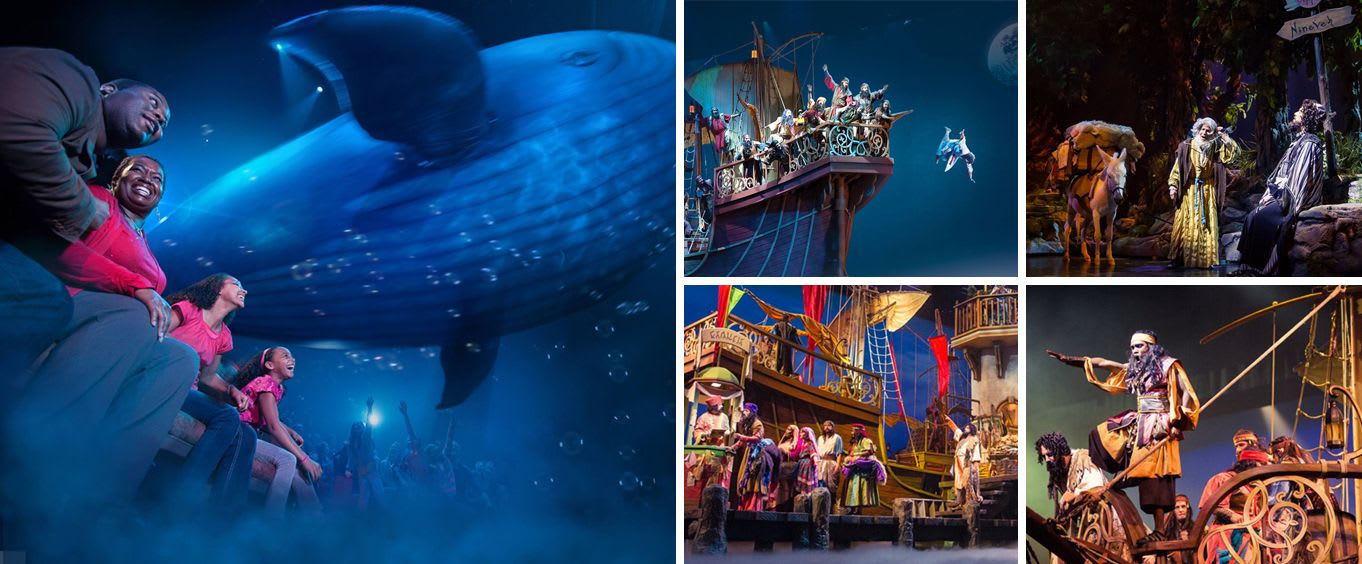 Jonah at Sight and Sound Theatres® Branson