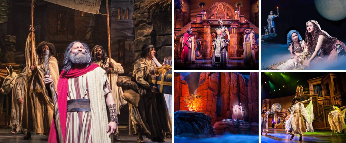 Moses at Sight and Sound Theatres® Branson