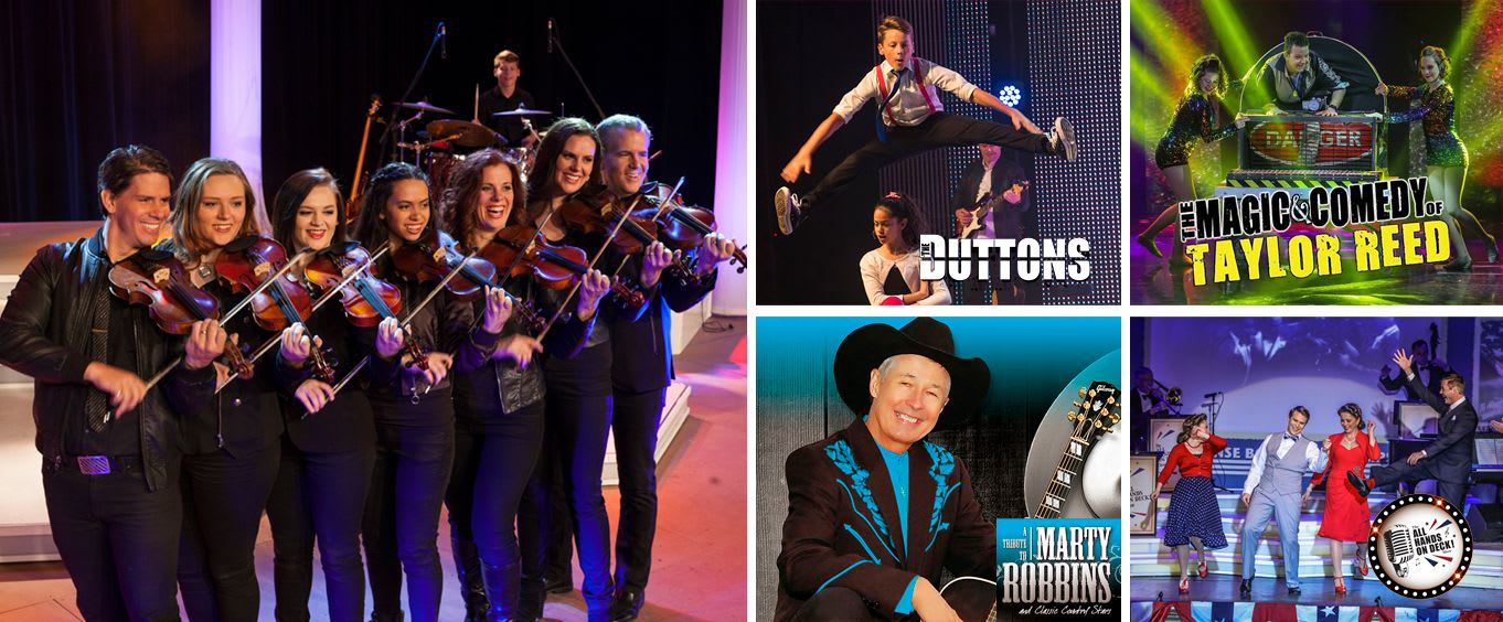 Duttons Family Theatre Shows